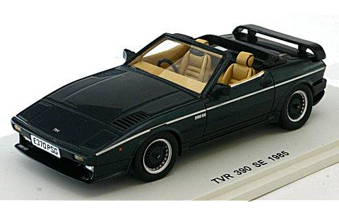 TVR 390 SE 1985 (1/43 スパークモデルS0237)