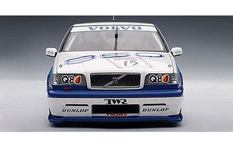 ボルボ 850 セダン BTCC 1995 No15 (1/18 オートアート 89594)