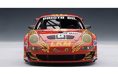 ポルシェ 911 (997) GT3RSR 2009 ルマン No75 「Endurance Asia Team」 (1/18 オートアート80972)