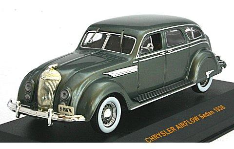 クライスラー エアフロー セダン 1936 (1/43 イクソMUS033)