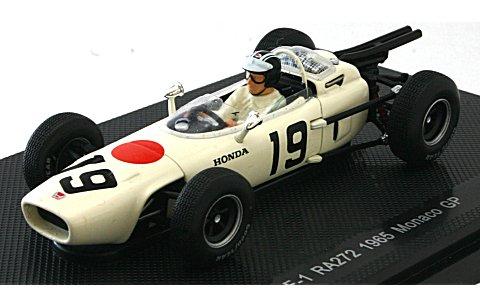 ホンダ RA272 1965 モナコGP No19 (1/43 エブロ44445)