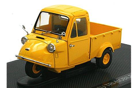 ダイハツ トライモービル 1959 イエロー (1/43 エブロ44415)
