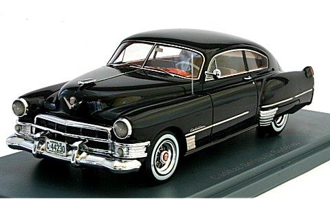 キャデラック 62シリーズ クラブクーペ sedanette 1949 ブラック (1/43 ネオNEO44230)