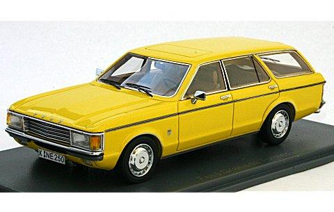 フォード グラナダ 1972-77 イエロー (1/43 NEO44250)