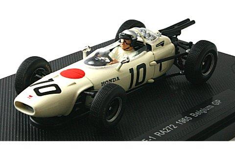 ホンダ RA272 1965 ベルギーGP No10 (1/43 エブロ44259)