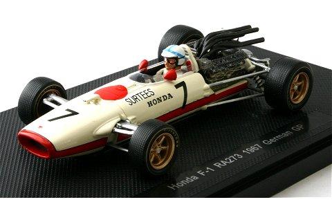 ホンダ RA273 1967 ドイツGP No7 (1/43 エブロ44387)