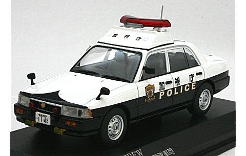ニッサン クルー 2007 警視庁警備部 機動隊車両(八機5) (1/43 レイズH7430709)