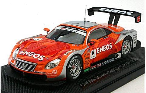 エネオス SC430 スーパーGT500 2010 No6 (1/43 エブロ44333)