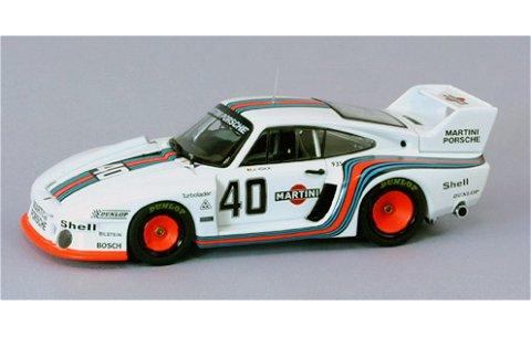 ポルシェ 935 ホッケンハイム 1977 No40 (1/43 エブロ44358)