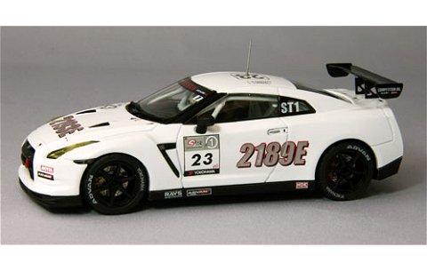 ニッサン ニスモ GT-R スーパー耐久 2010 Fuji (1/43 エブロ44417)
