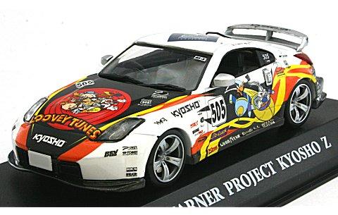 ワーナー プロジェクト KYOSHO Z 「ルーニー・チューンズ」 (1/43 JコレクションJCK53001C)
