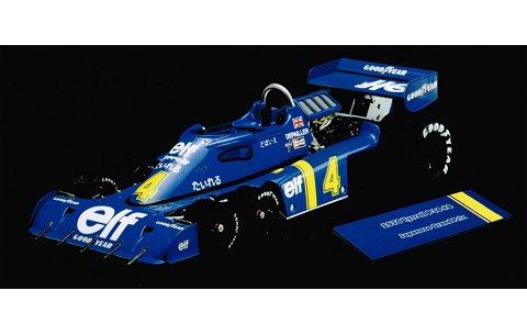 ティレル P34 1976 JAPAN GP No4 P・デバイユ (1/18 京商×TSM KTSM111811)