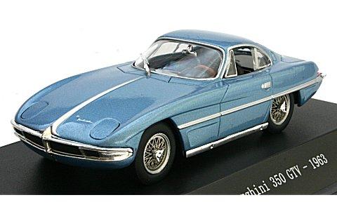 ランボルギーニ 350 GTV 1963 ブルー (1/43 スターライン560115)