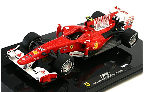 フェラーリ F10 フェルナンド・アロンソ バーレーンGP 2010 (エリートシリーズ) (1/43 マテルMT6266T)