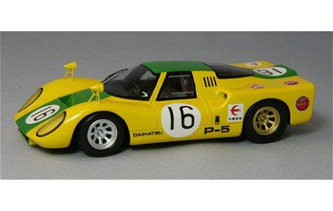 ダイハツ P-5 1968 日本GP No16 (1/43 エブロ44381)