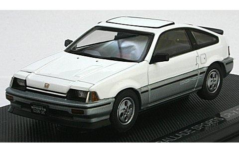 ホンダ バラード スポーツ CR-X Si 1984 ホワイト