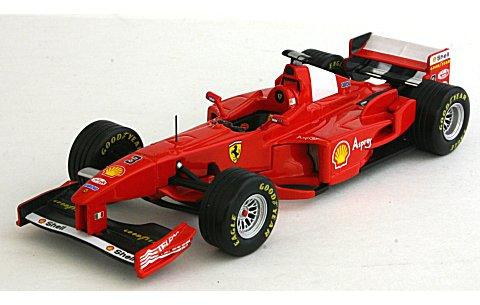 フェラーリ F300 No3 M・シューマッハ スペインGP バルセロナ 1998 (1/43 イクソSF26/98)