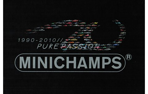ミニチャンプス 20周年記念 オフィシャル・フォトブック 全144ページ (ミニチャンプス PMAKATBOOK20)