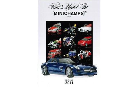 ミニチャンプス ミニカー 2011年総合カタログ エディション1 (ミニチャンプスPMAC20111)