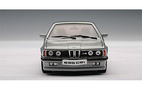 BMW M635CSi シルバーM (1/43 オートアート50506)
