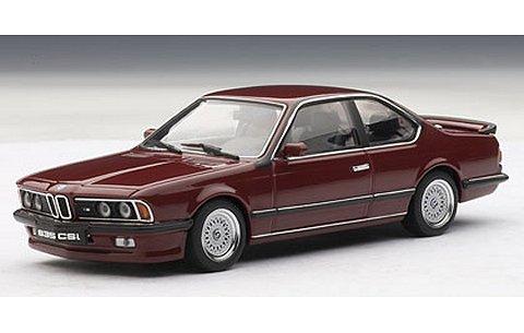 BMW M635CSi レッドM (1/43 オートアート50507)