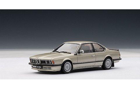 BMW 635CSi ベージュM (1/43 オートアート50509)