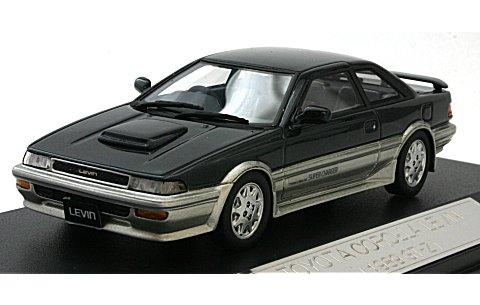 トヨタ カローラ レビン GT-Z 1989 シューティングトーニング (1/43 ハイストーリーHS039ST)