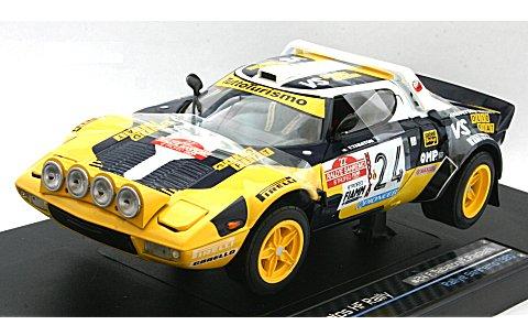 ランチア ストラトス HF ラリー No24 ラリー・サンレモ 1980 (1/18 サンスター4517)