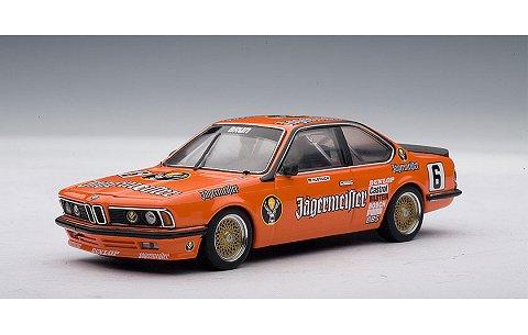 BMW 635CSi グループA 1984 No6 (1/43 オートアート68446)
