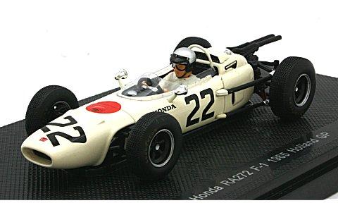 ホンダ RA272 1965 オランダGP No22 (1/43 エブロ44448)