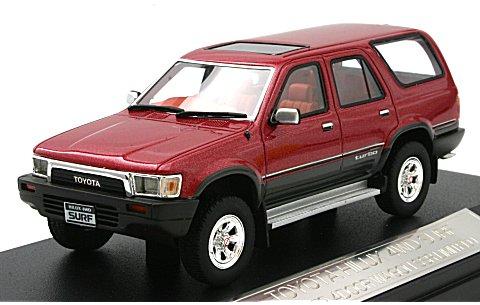 トヨタ ハイラックス 4WD サーフ 1989 4ドア SSR LIMITED アーバンロードトーニング (1/43 ハイストーリーHS041RE)