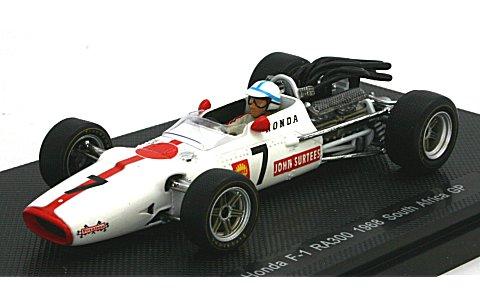 ホンダ RA300 1968 南アフリカGP No7 (1/43 エブロ44264)