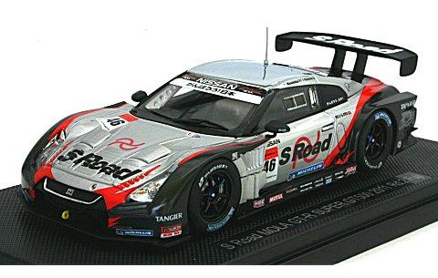 エスロード モーラ GT-R スーパーGT500 2011 No46 (1/43 エブロ44544)