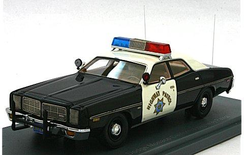 ダッジ モナコ カリフォルニア ハイウェイ・パトロール 1978 (1/43 ネオNEO43511)