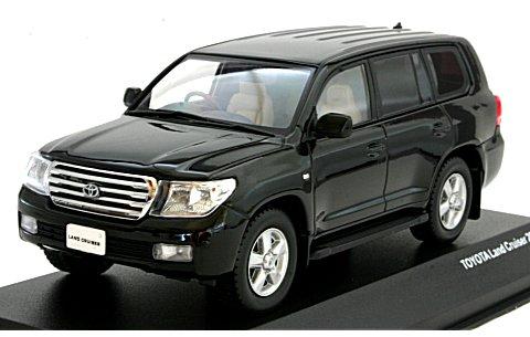 トヨタ ランドクルーザー 200 「AX」 ブラック (1/43 JコレクションJCP69002B)