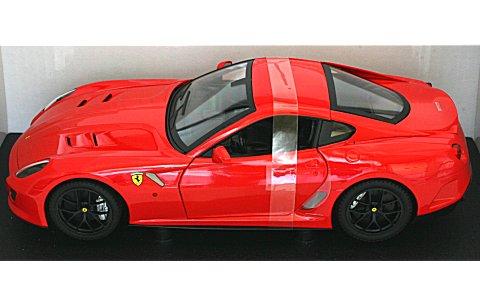 フェラーリ 599 GTO レッド (1/18 マテルMT1167W)