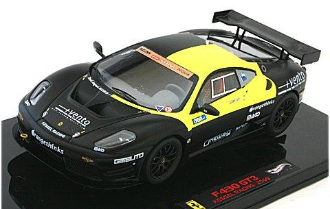 フェラーリ F430 GT3 スクーデリア KESSEL RACING V・ロッシ (エリートシリーズ) (1/43 マテルMT6683V )