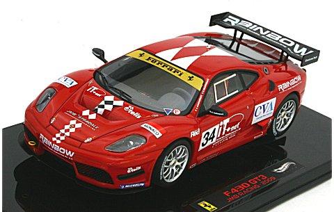 フェラーリ 430 GT3 JMB Racing 2009 (エリートシリーズ) (1/43 マテルMT1193W)