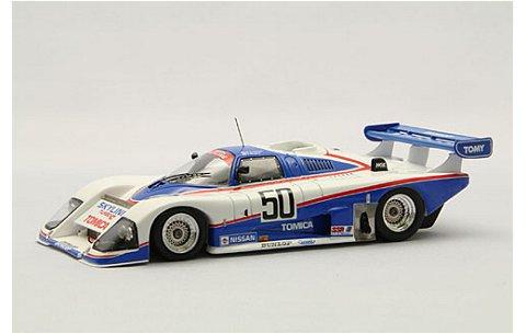 スカイライン ターボ C トミカ WEC JAPAN 1985 No50 (1/43 エブロ44507)