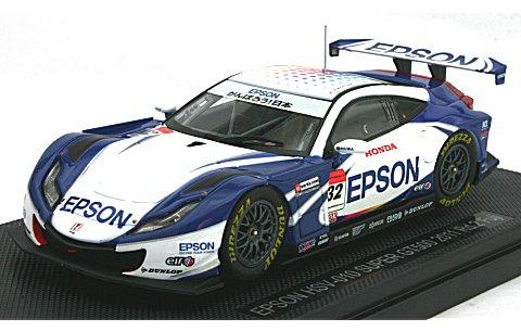 エプソン HSV-010 スーパーGT500 2011 No32 (1/43 エブロ44548)