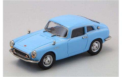 ホンダ S600 クーペ ライトブルー (1/43 エブロ44625)