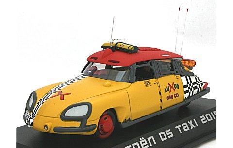シトロエン DS バック・トゥ・ザ・フューチャー タクシー (1/43 ノレブPM0043)