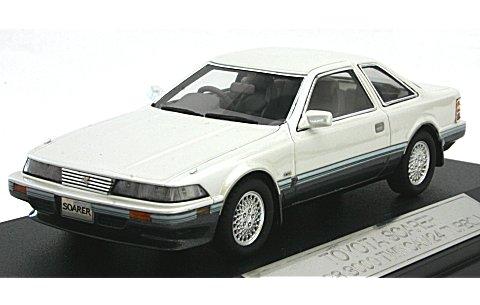 トヨタ ソアラ 3.0GT-LIMITED 1988 シルキーエレガントトーニング (1/43 ハイストーリーHS043CW)