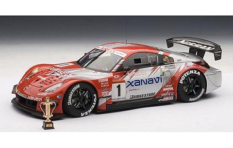 ザナヴィ ニスモ Z No1 JGTC 2004 チーム&ドライバーズ チャンピオン スペシャル・エディション (1/18 オートアート80485)