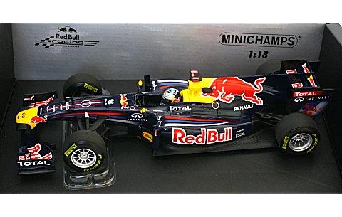 レッドブル レーシング S・ベッテル ショーカー 2011 (1/18 ミニチャンプス110110071)