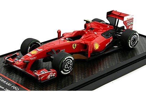 フェラーリ F60 2009 ベルギーGP 優勝 No4 (1/43 BBR BBRC24)