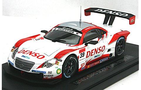 デンソー サード SC430 スーパーGT500 2011 No39 (1/43 エブロ44554)