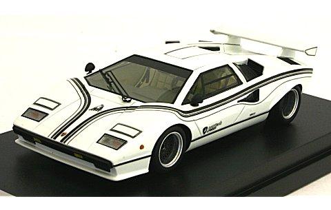 ランボルギーニ カウンタック LP500R 1977 ホワイト (1/43 CAM@ C43006WH)