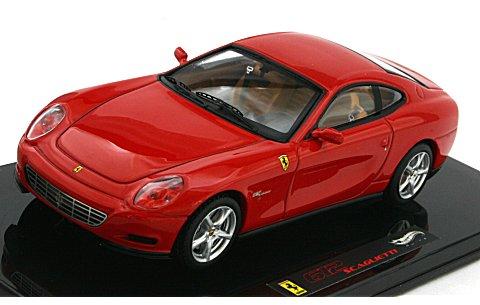 フェラーリ 612 スカリエッティ レッド (エリートシリーズ) (1/43 マテルMT8375V)