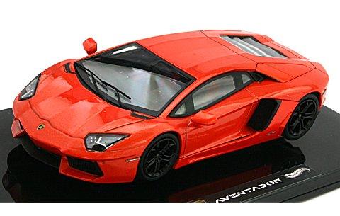 ランボルギーニ アヴェンタドール LP700-4 オレンジ (エリートシリーズ) (1/43 マテルMT7429V)